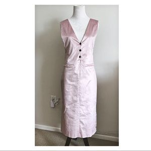 Pink Nanushka Dress